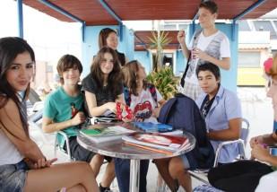 Auf sonnigen Schülersprachreisen Englisch lernen
