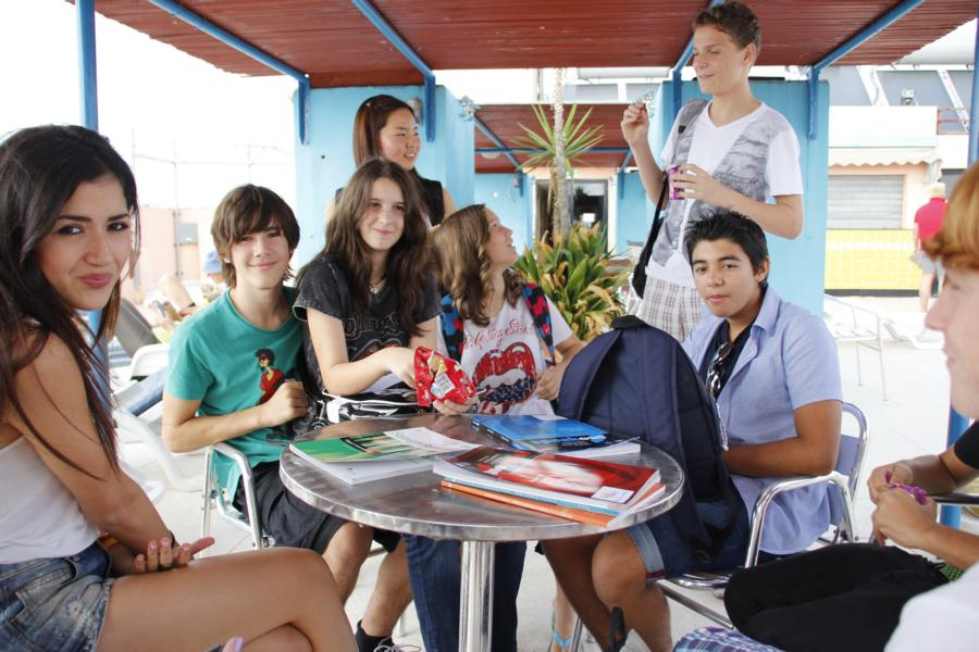 Fremde kulturen kennenlernen englisch